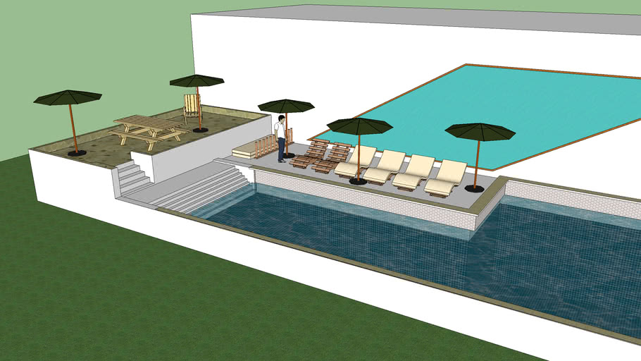 Pool Side Design