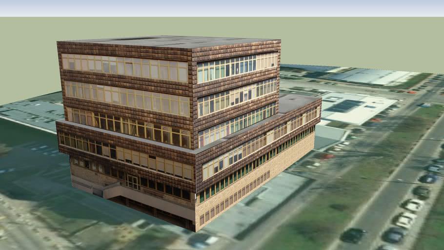 Budynek AGH: D-1