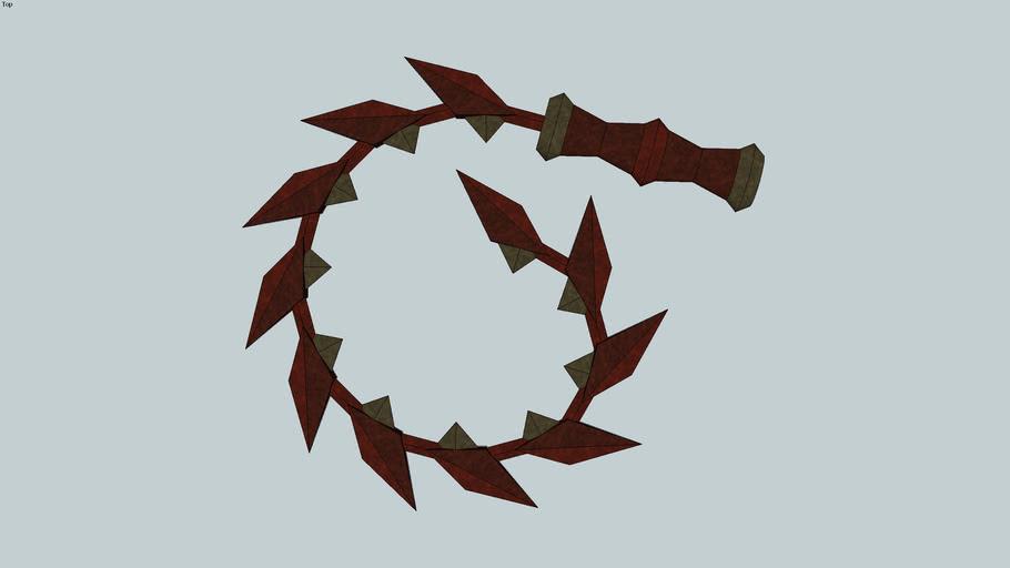 Runescape Whip