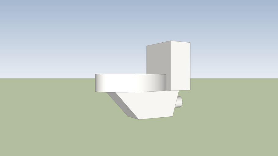 toilette de vincent