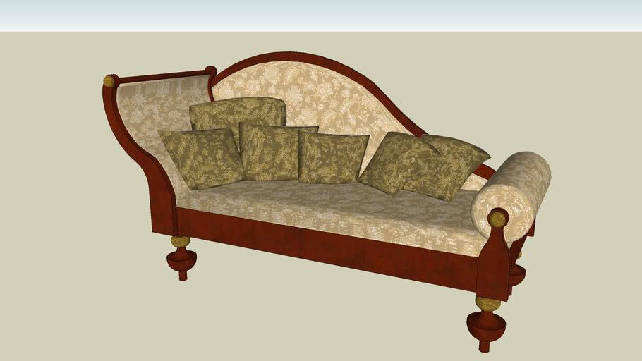 Antique Chaise Lounge Sofa Warehouse