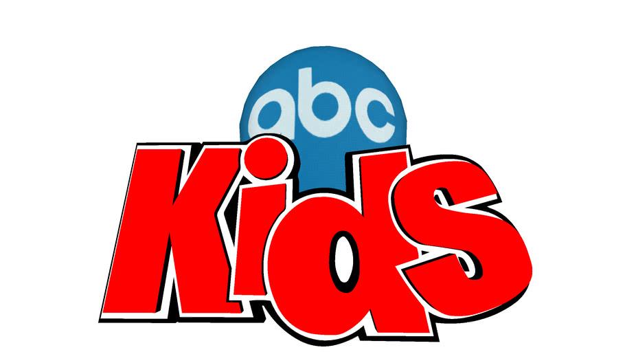 ABC Kids (US) logo ver. 2