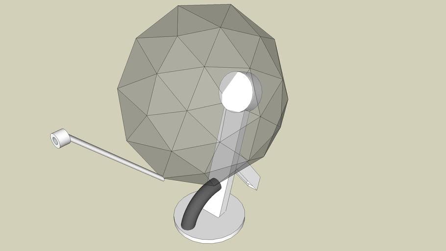 antenna dish receiver