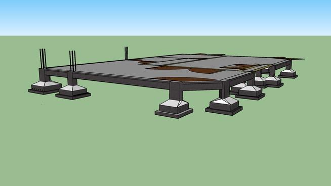 zikozar fondationavec l'acier