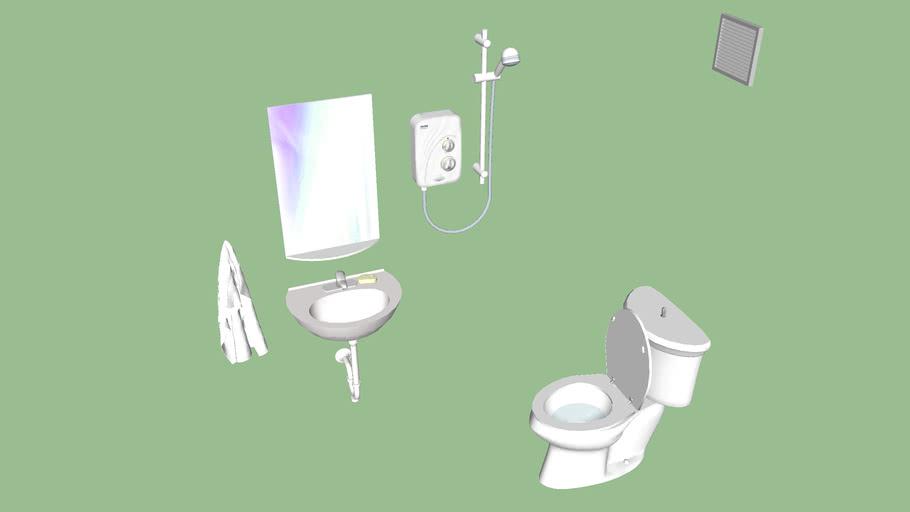 Bathroom Appliances 3d Warehouse