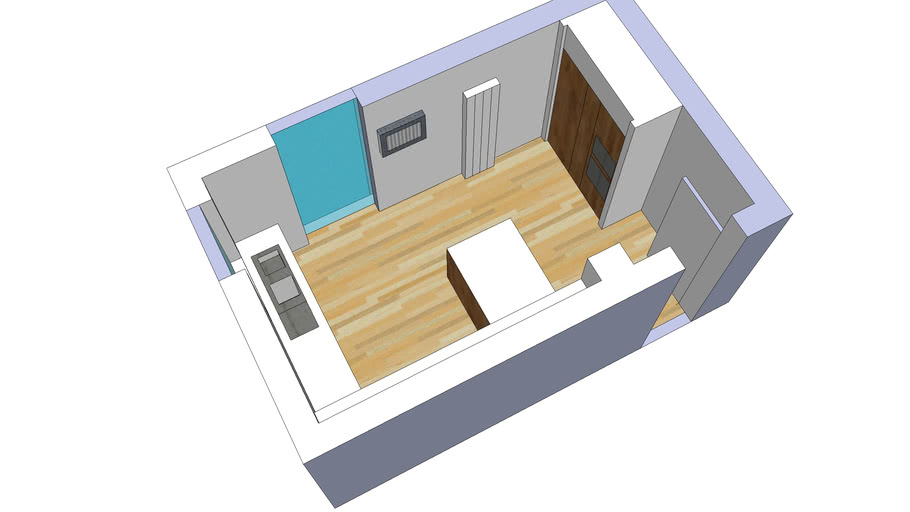 Progetto Cucina | 3D Warehouse