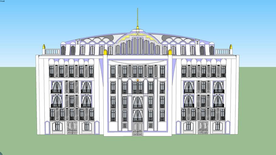 Art Nouveau Fassade