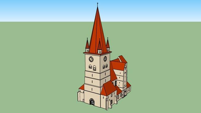 Heltau, Evangelische Kirche