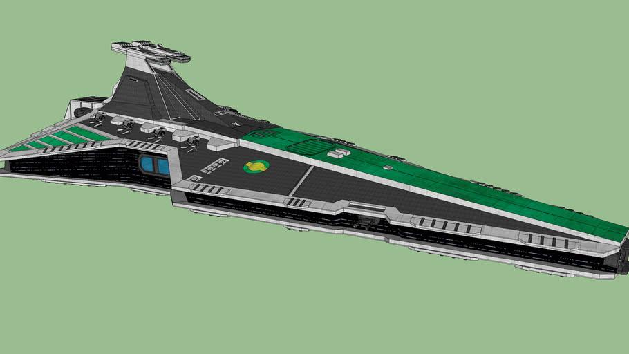 """Raven"" Venator Star destroyer"