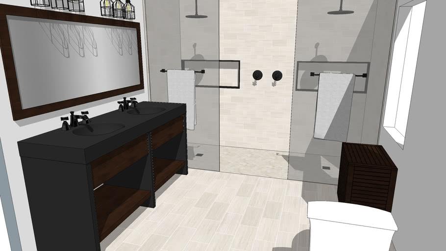 Fenner Bathroom Remodel