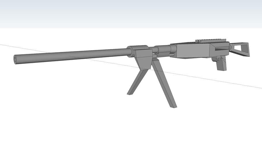 HKMG-7M machine gun 7.62x54mm