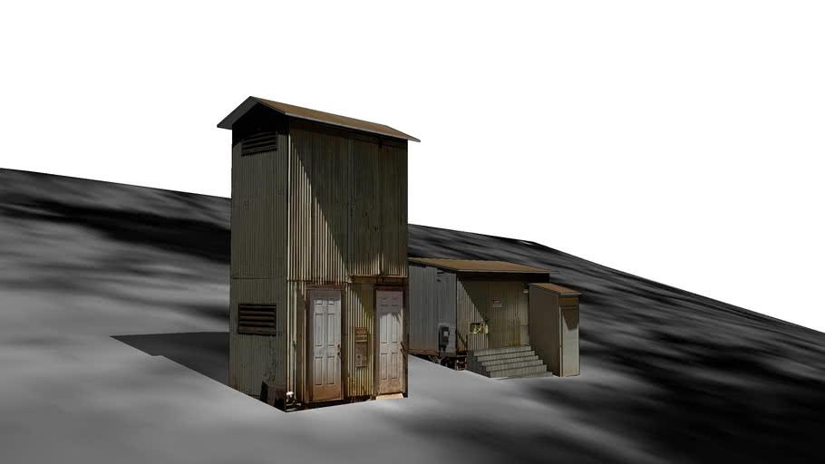 Lanai Water Department (Well #3 & Generator)