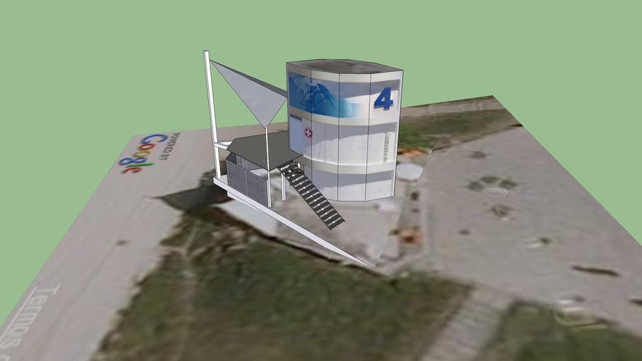 Posto 4 de Salvamento da Barra da Tijuca