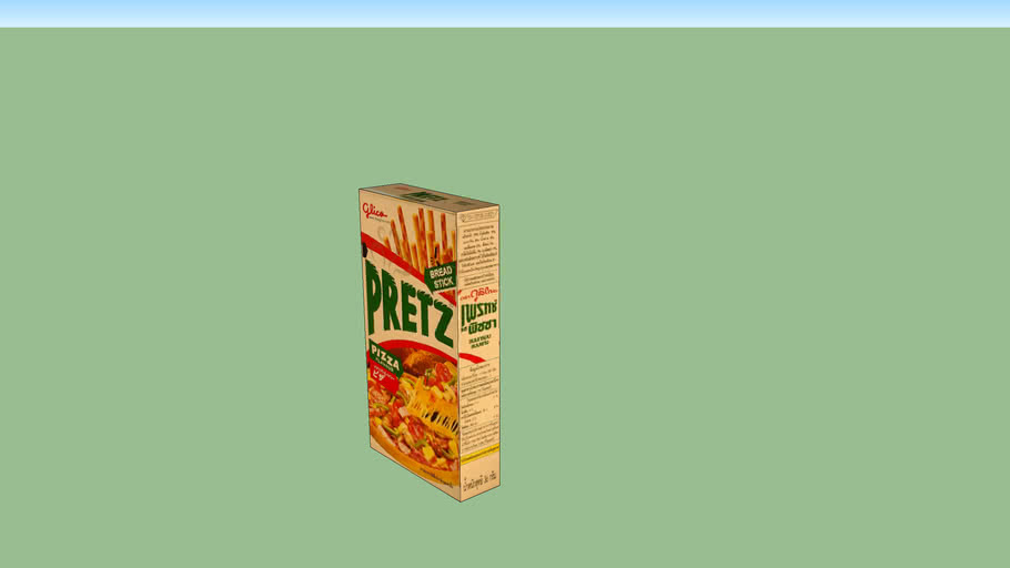 Pizza Stick Box