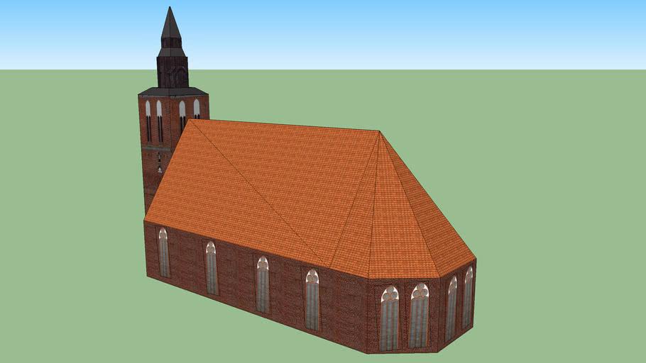 St.-Petri-Kirche Altentreptow