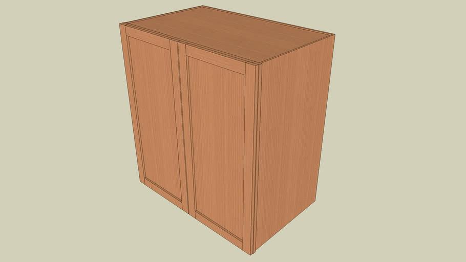 Wall_Cabinet_2Door_42Hx39Wx24D_shaker