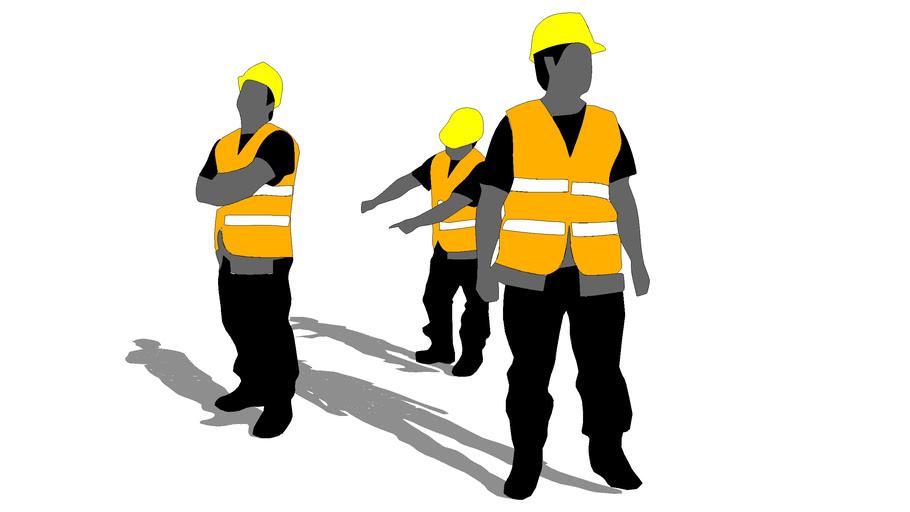 Construction Worker (Civil)