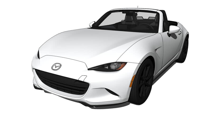 2016 Mazda - MX-5