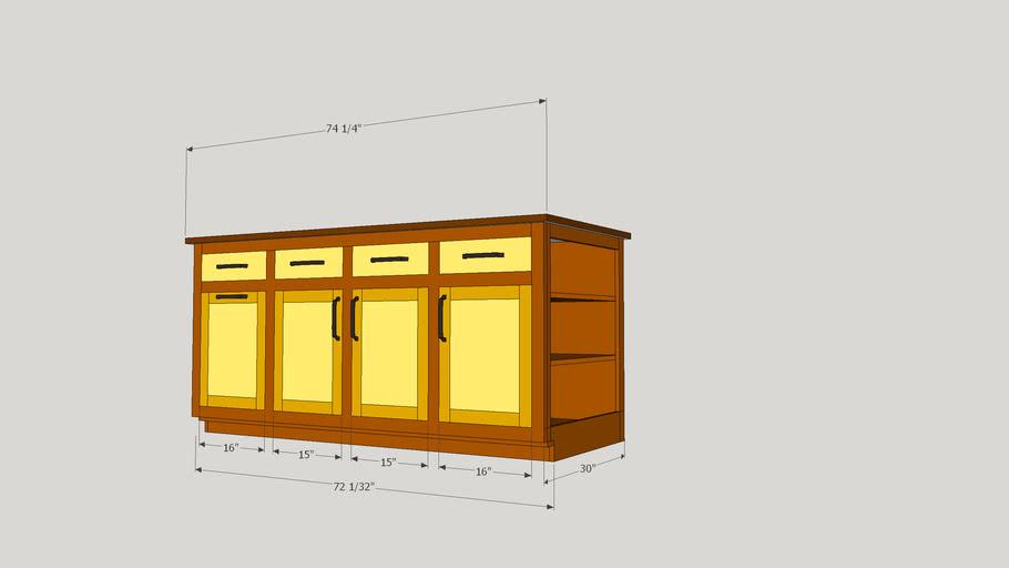 Barefoot furniture Redesign#2