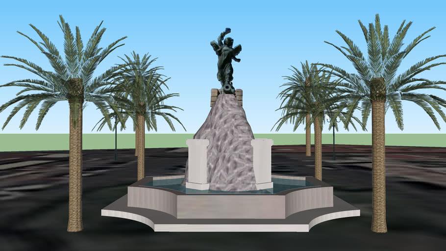 Monumento ai caduti, Polistena