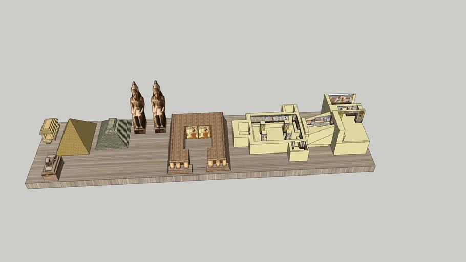 埃及飾品2 Egyptian decorations