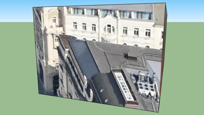Épület itt: Budapest, Magyarország