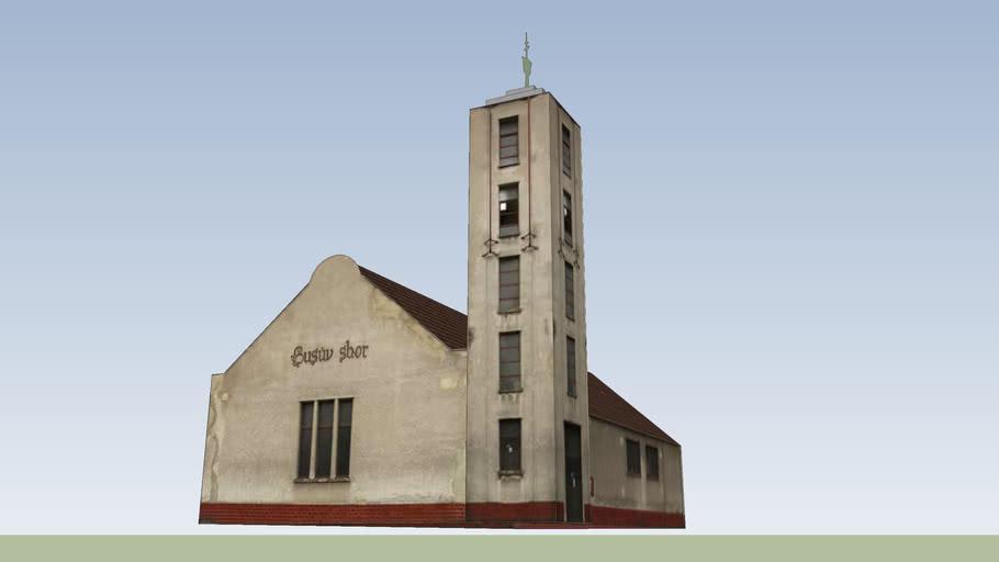 Kostel husitské církve Městec Králové