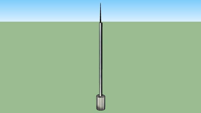 500m Pole