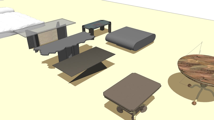 Tables Столы
