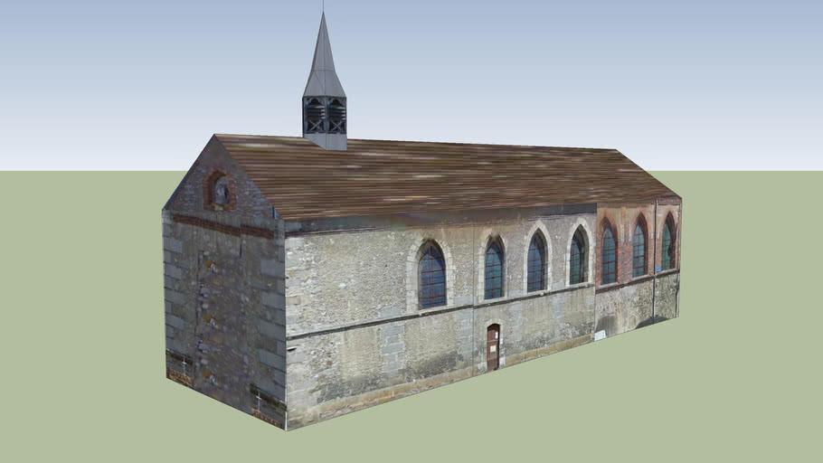 Eglise Ste Mathie