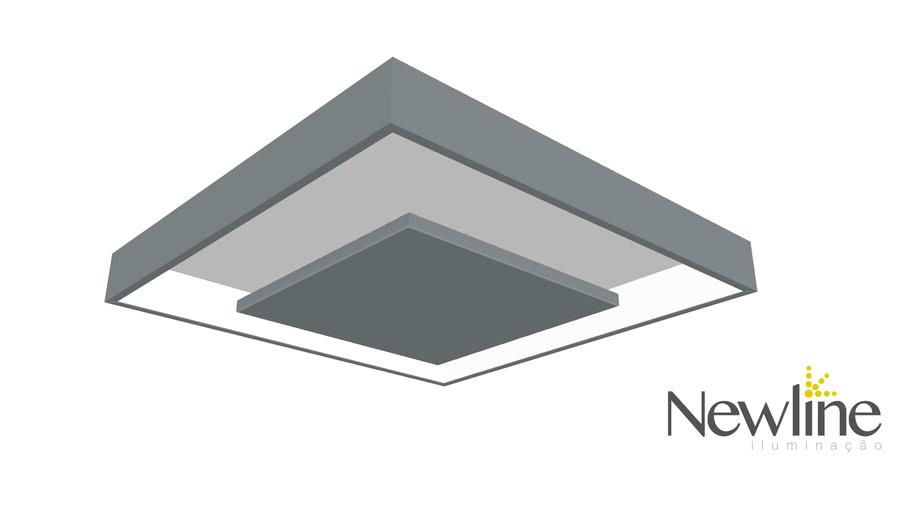 PLAFON NEW PICTURE LED - 547LED