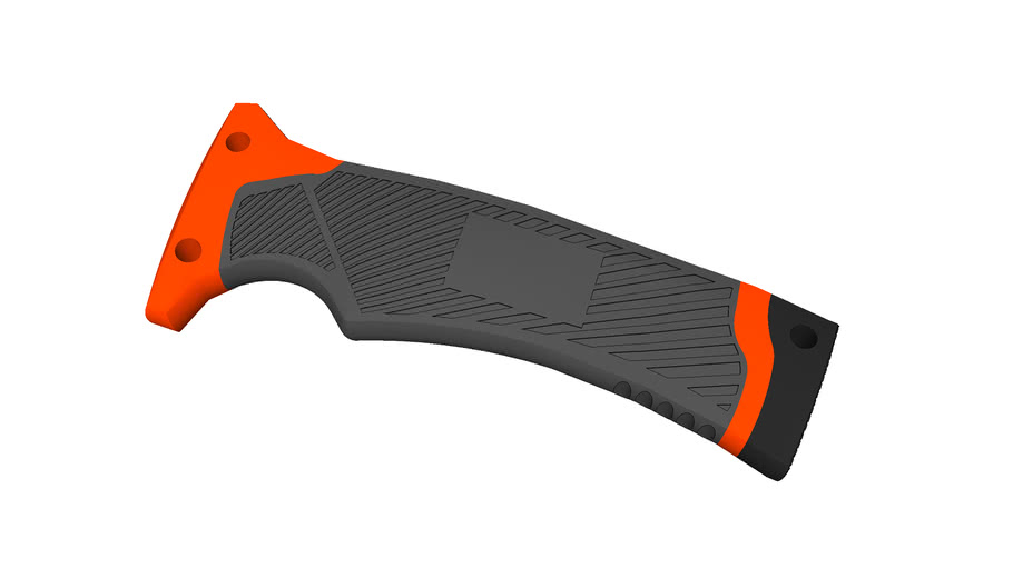 NEW handle for BEAR GRYLLS Ultimate Knife