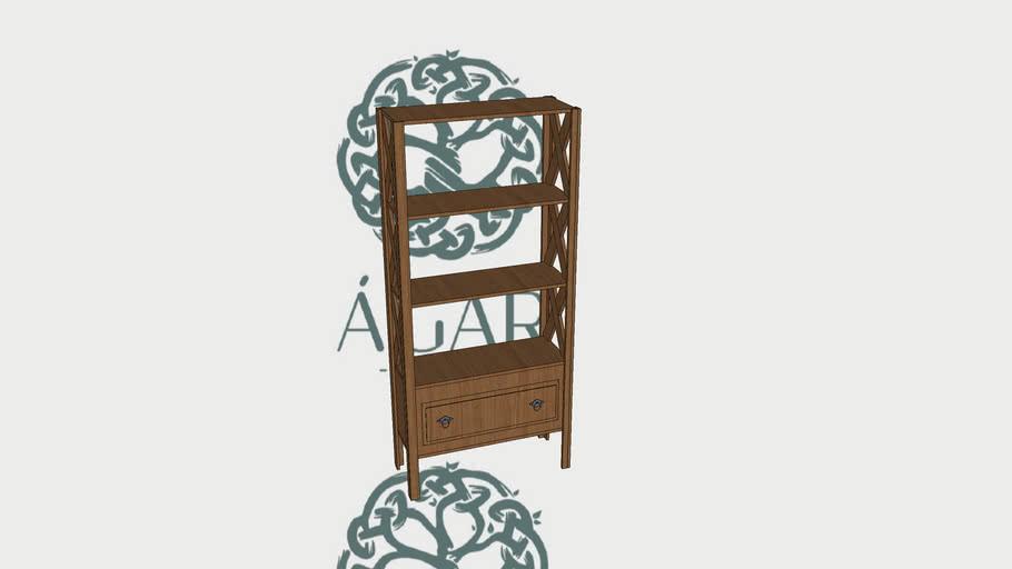 armário madeira rustica.