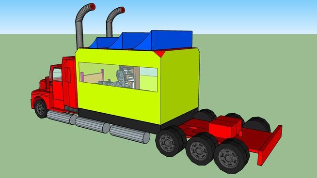 Big Trucker - Version 2.0