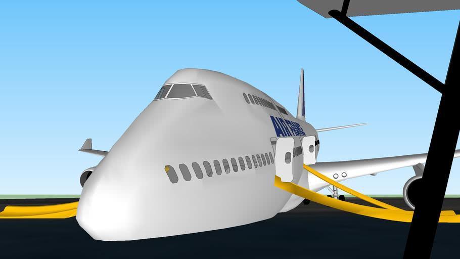 Air France Flight 72