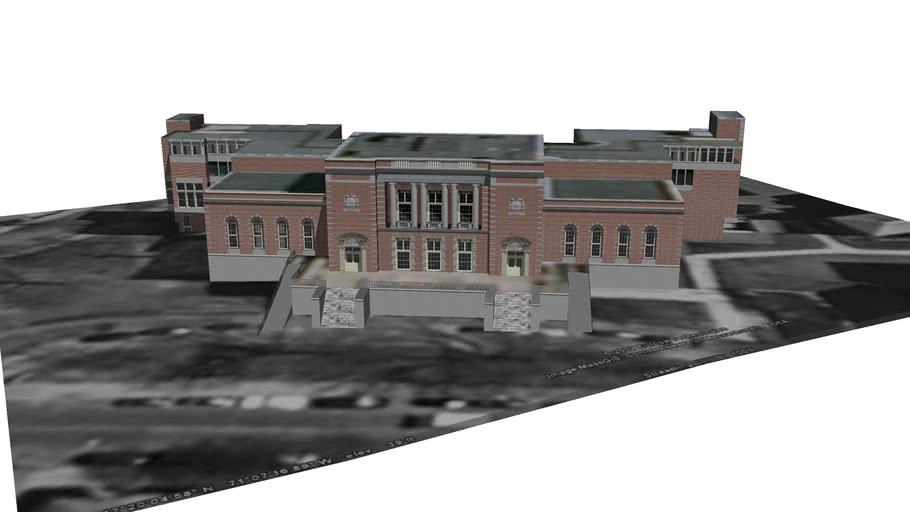 Brookline Main Library