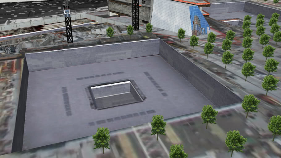 National September 11th Memorial and Museum (Under Construction)