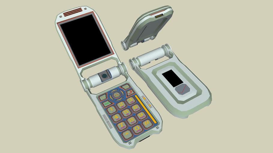 Verison Consept Cellular Phone