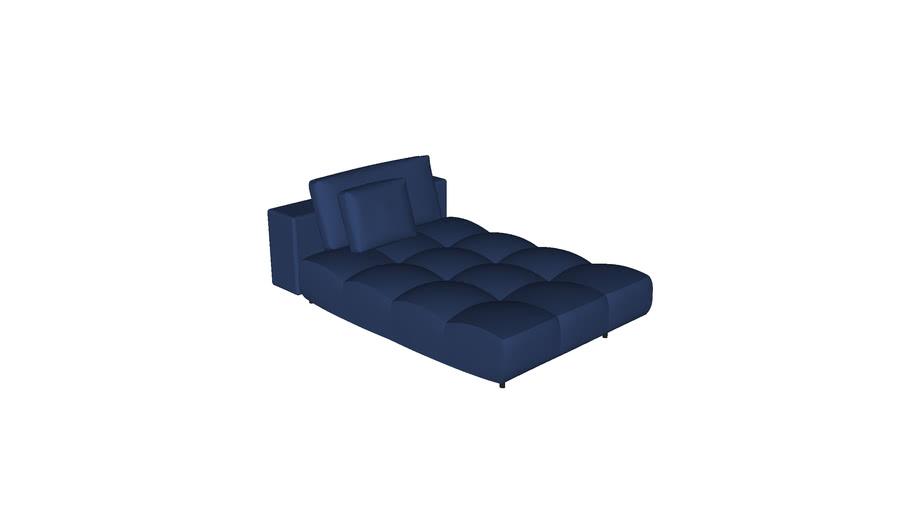 Sofa Pausa Chaise 1,20x1,90
