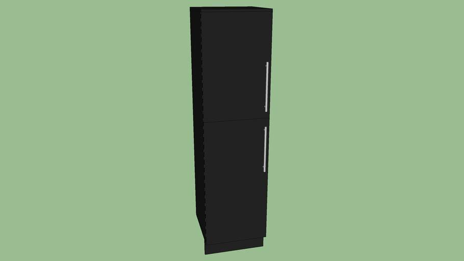 IKEA FAKTUM élément haut réfrigérateur