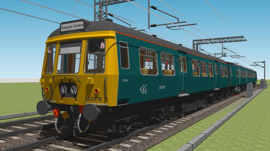 British Rail Class 303 Electric Multiple Unit