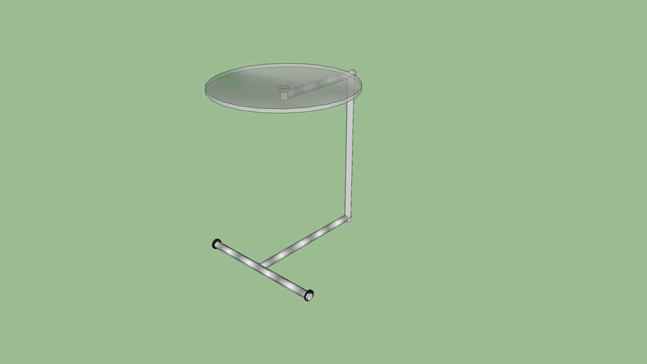 Sprint Table drawn by Paul Tarolli for Scandesign