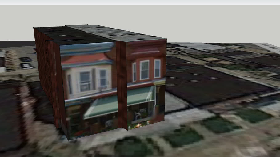 2 Attached Rowhouses