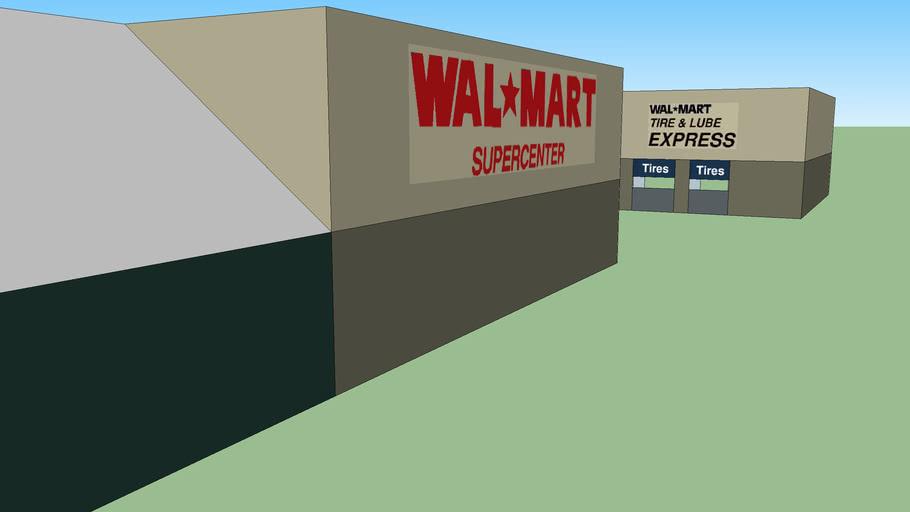 Walmart Supercenter 2650 Creighton Rd 32504 taken on December 22, 2008 for new film