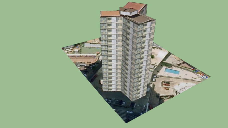Edificio Flecha Benidorm