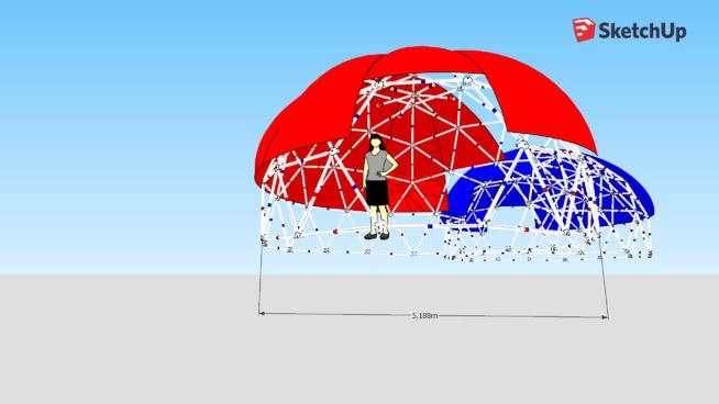 Copy of World Maker Faire 2014: PVC Megadome
