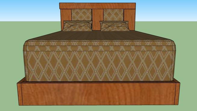 Thomas' Bed Design 4