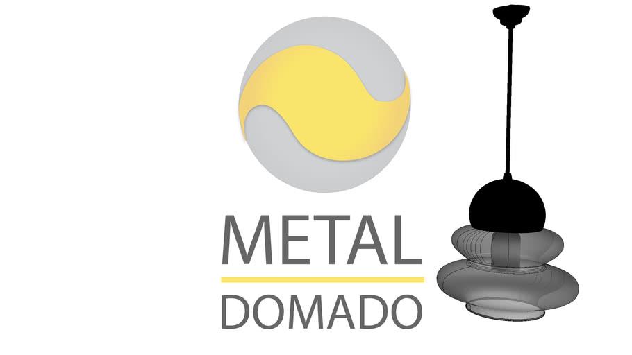 Pendente Metaldomado Dozza