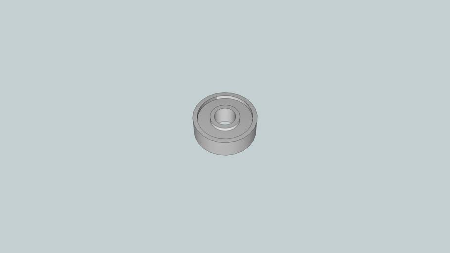 Bearing 6mmx2mmx2mm