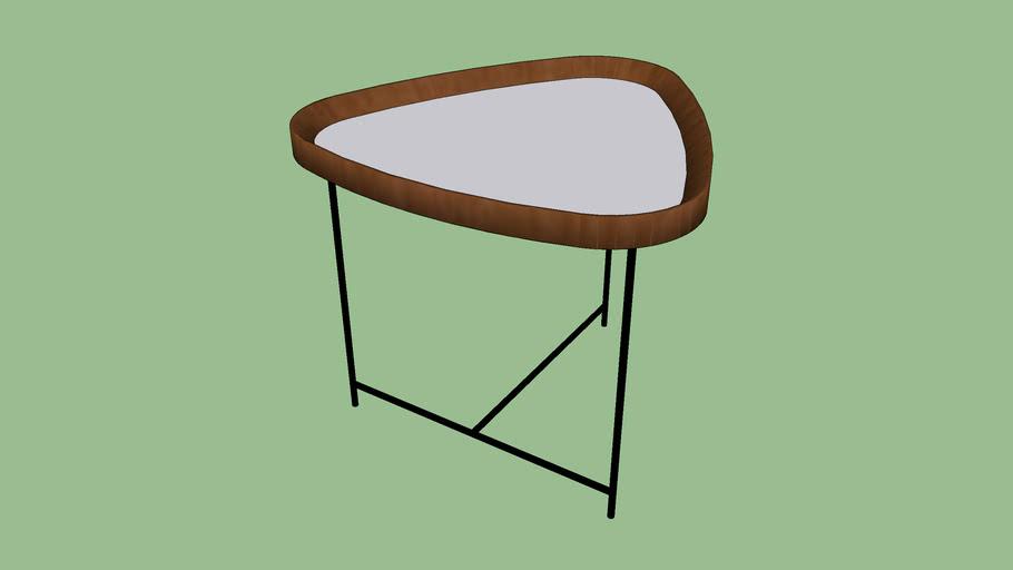 LZ-Otto mesa lateral triangular